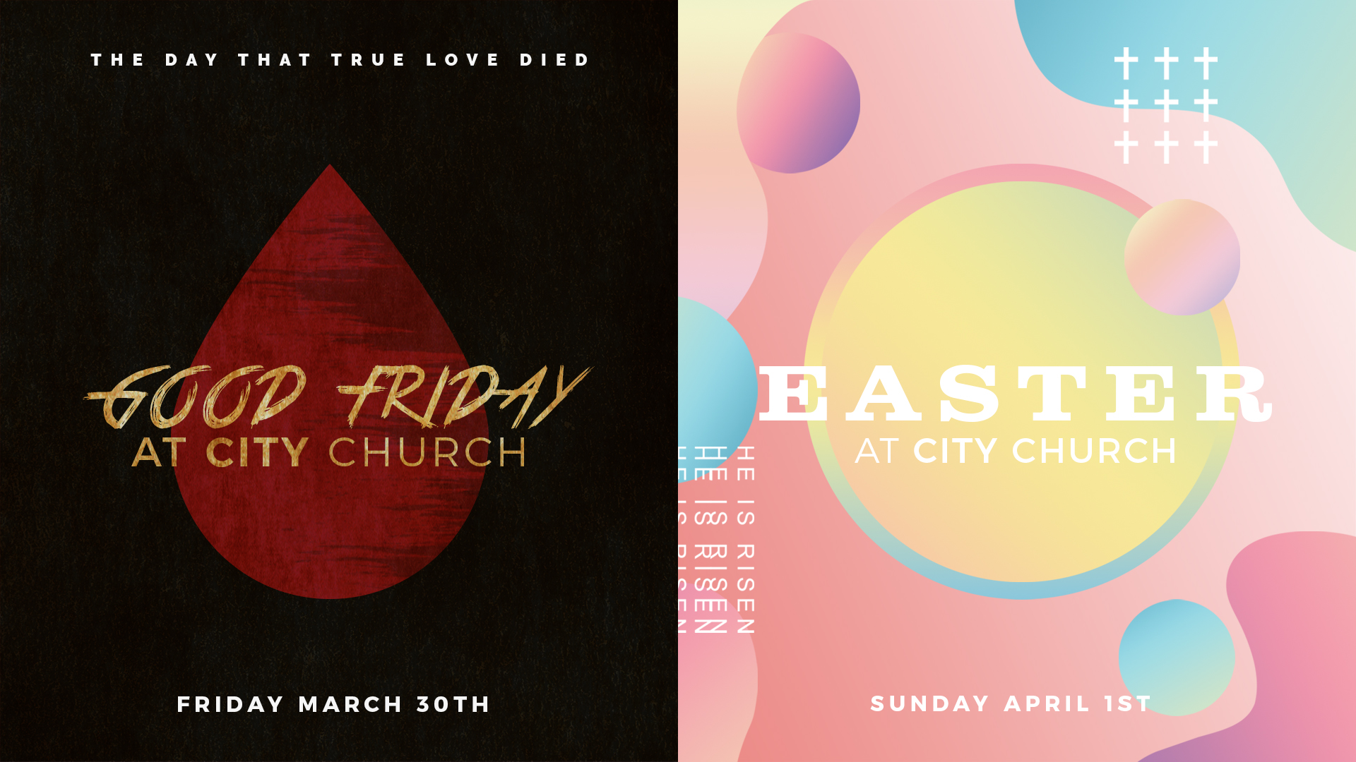 Good Friday / Easter 2018
